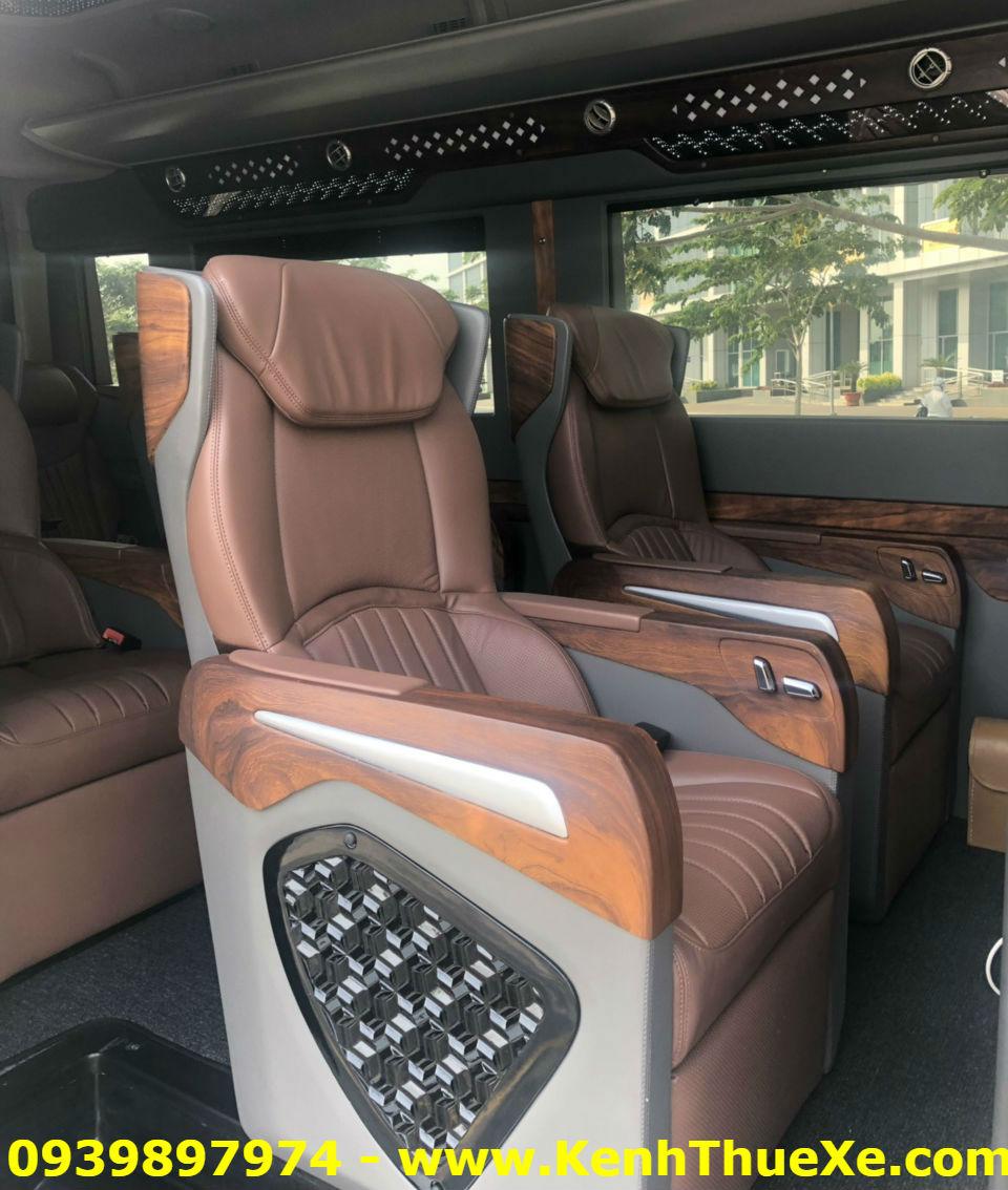 Cho Thue Xe Solati Limousine Dcar 9 cho o TPhcm hanoi (1)