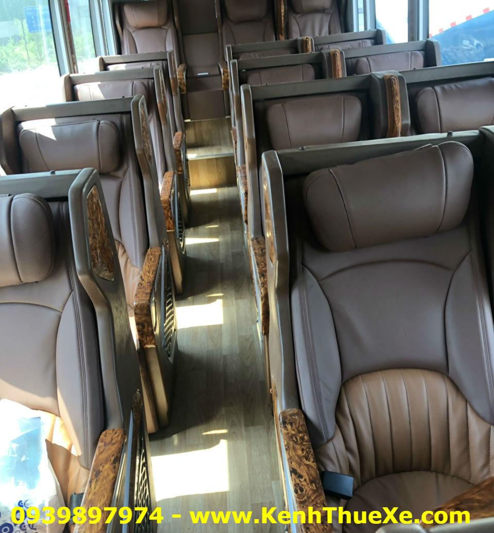Cho Thue Xe Solati Limousine Dcar 9 cho o TPhcm hanoi (2)